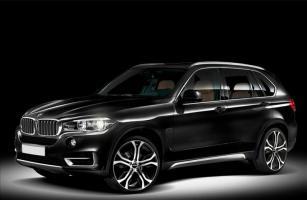 GMP DYNAMIK - BLK/POL - BMW X5