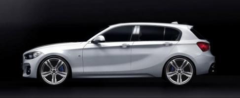 REVEN - SILVER - BMW 1 SERIE