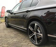 GMP-DEDICATED-PAKY: M-GM/POL = FITS VW LOGO