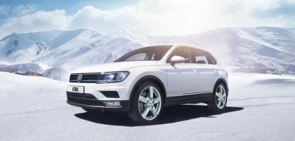 RIAL ARKTIS SILVER - VW TIGUAN